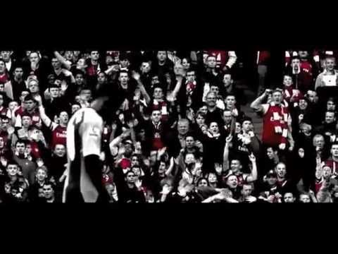 santi carzola - arsenal tribute 2013
