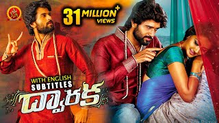 Dwaraka Full Movie  2018 Telugu Full Movies  Vijay