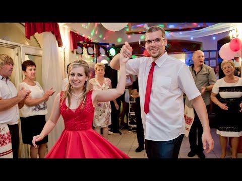 Cintia és Jocó esküvői buliklipje
