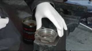 How to remove and refit the rear hub seal on your VW (3 of 4)