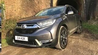 2019 Honda CRV (+Hybrid) First Drive Review