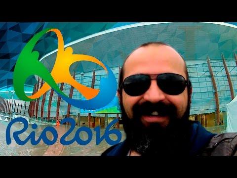 VISITA PARQUE OLÍMPICO RIO 2016 - FAMÍLIA DIY - OLIMPIADAS