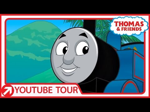 Thomas is the Star of the Rio de Janeiro Carnival | Thomas & Friends