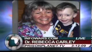 Alex Jones Interviews Dr Rebecca Carley PT 2/4 - Horrors Of Vaccination Exposed!!