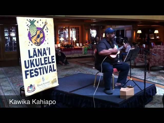 2nd Annual Lanai Ukulele Festival - Day 3