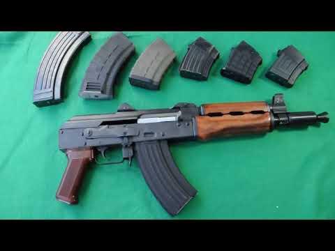 Zastava M92 PV AK pistol - magazines, accessories