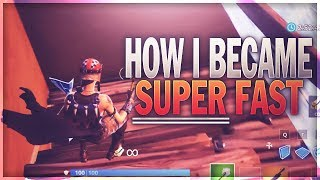 How I became one of the fastest editors in the world (Fortnite)