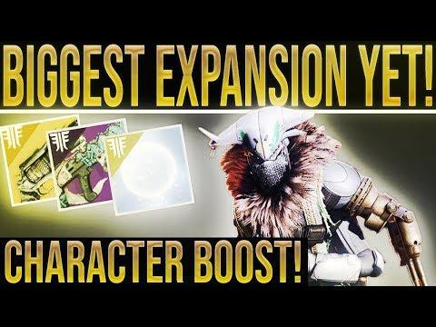 Destiny 2 Forsaken DLC. BIGGER THAN TAKEN KING! Variks, Strikes, Fallen Zombies, Future DLC & More! thumbnail