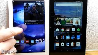 Galaxy Tab E Lite vs $49 Fire Comparison Review