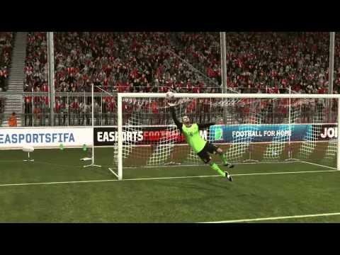 FIFA 13 Bundesliga Prognose: FC Bayern München Borussia Mönchengladbach