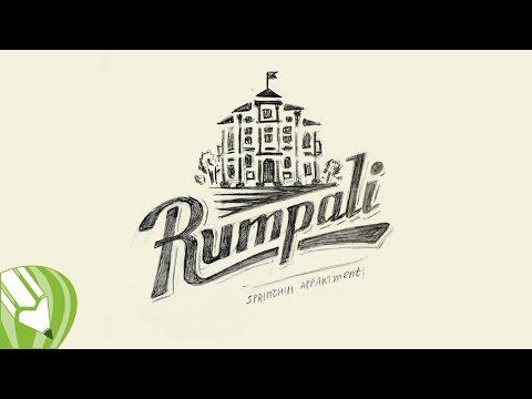 Logo Rumpali. Создание логотипа.