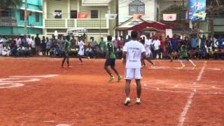 Michael Soosairaj - Hometown Football Game (St. Catherine FC)