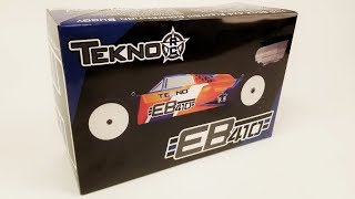 What's New: Tekno RC EB410 4WD 1/10 Electric Buggy Unboxing