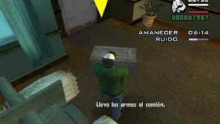 Gta San Andreas - Misión 15 - Home Invasion (PC)
