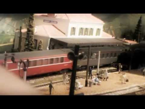 Train L'ARBALETE LS MODELS HO [DUDTRAIN] Video