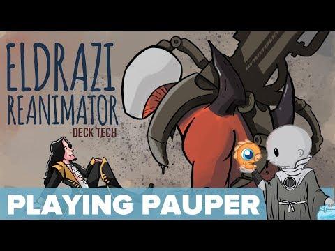 Playing Pauper: Eldrazi Reanimator