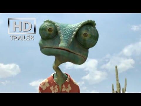Rango   OFFICIAL Trailer US (2011)