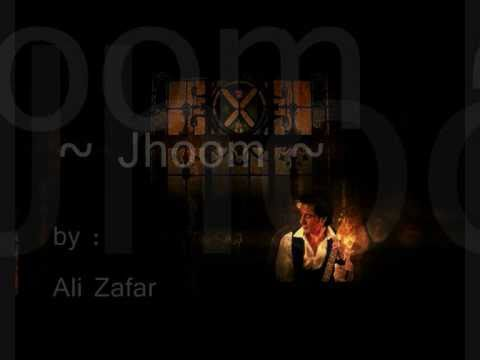 Jhoom Ali Zafar - With Lyrics (release 14th Feb 2011) video