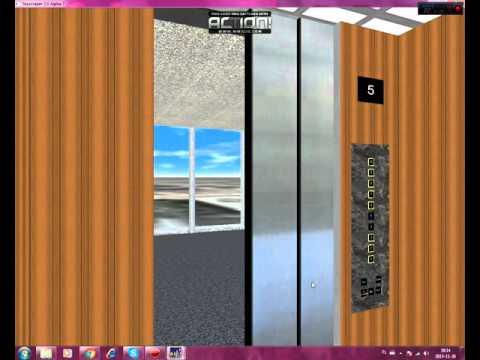 Wiktoria gra w Symulator Windy Skyscraper Alpha 7