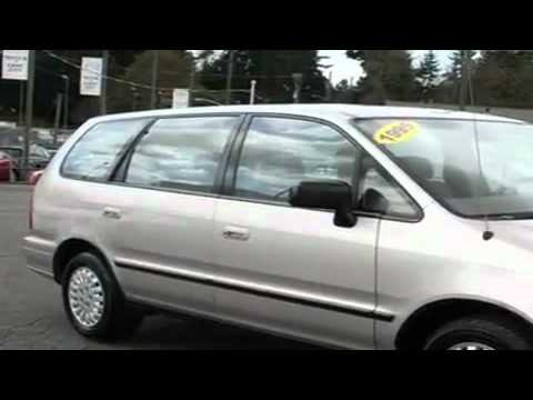 Acura Lynnwood on 1995 Honda Odyssey Seattle Wa 98125