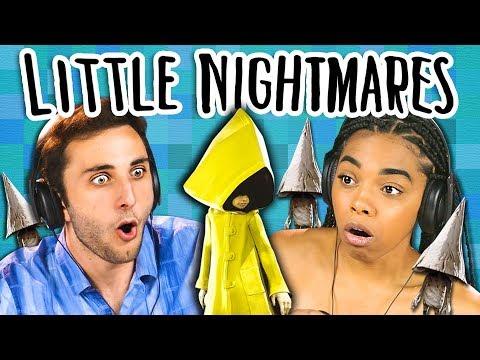 TEENS PLAY LITTLE NIGHTMARES - Part 1 (React: Gaming)