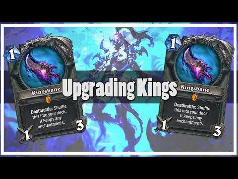 Hearthstone: Ready To Upgrade Kingsbane