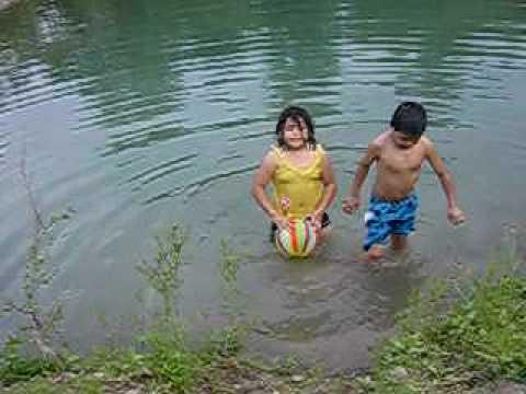 Rio Purificacion Padilla Semana Santa