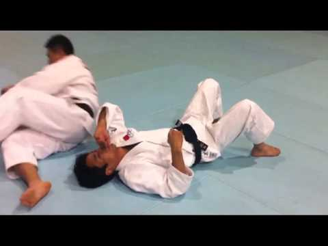 寝技 - Basic judo newaza techniques Image 1