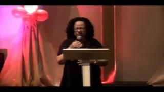 Sister Wuhib Zewdie Preaching - Ketedebeqachubet Washa Wutu @ Houston, Texax USA