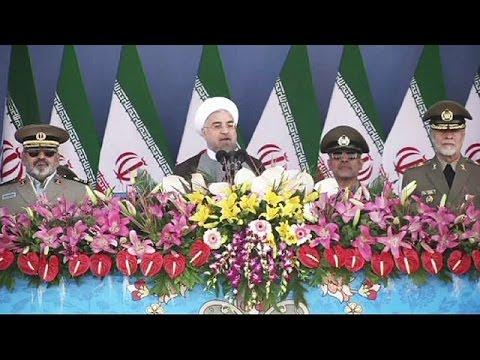 Terrorismo e nuclear: os dois combates do Irão