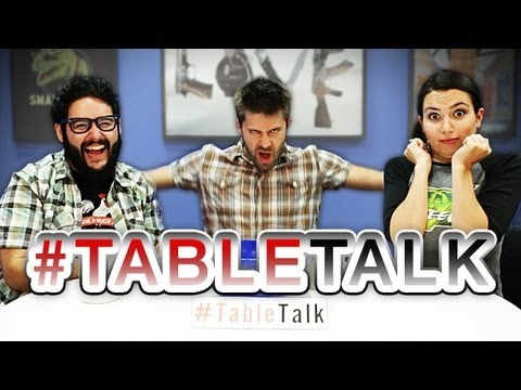 Famous Director Porn & World's Longest Body Part On #tabletalk! video