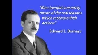 Edward Bernays  Social Engineering, Advertising and Marketing