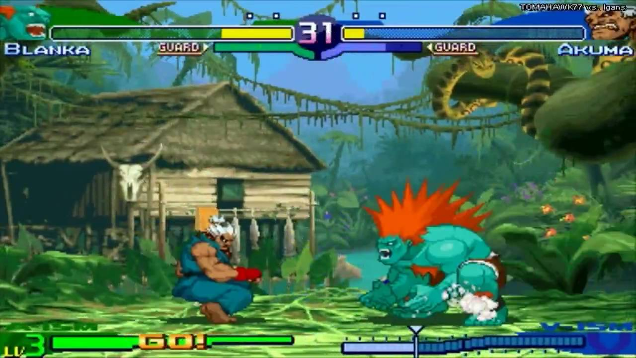 How to Play Street Fighter Alpha 3