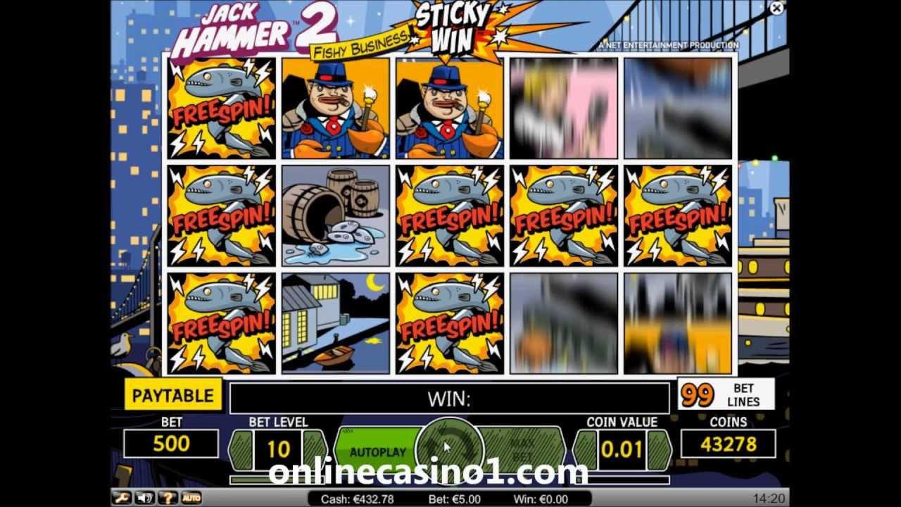 online slots real money hammer 2