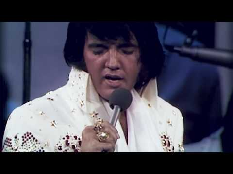 Elvis Presley An American Trilogy Hawaii Live HQ