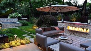 ¿Cómo decorar un jardín rustico? Ideas para decorar jardines rústicos o patios
