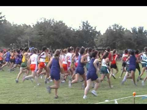 Junior Orange Bowl Cross Country Invitational - High School Varsity Women