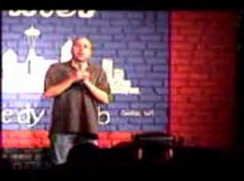 Dave Attell Stand Up Comedy