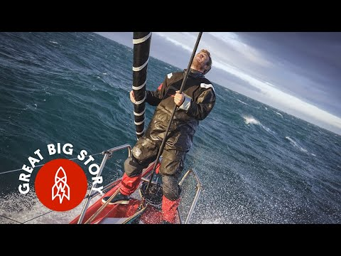 Sailing a Superboat Across the Atlantic in Record Time