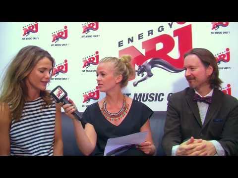 ENERGY Startalk - Keri Russel und Matt Reeves