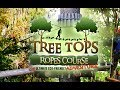 Inside Look at Ropes Course in Pigeon Forge, TN