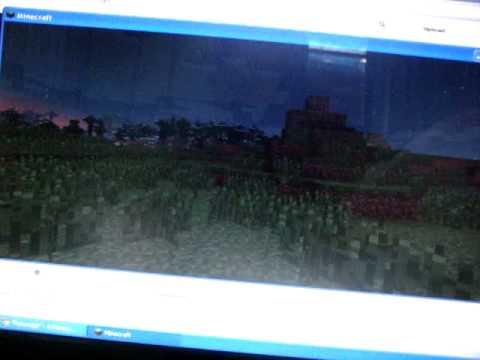 minecraft  เพลงคริปเปอร์