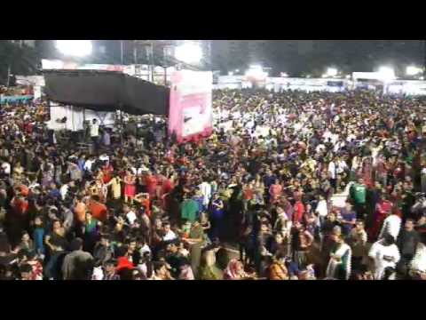 Mangal Navratri with Falguni Pathak 2013 Live : Day 9