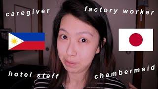 MGA TRABAHO SA JAPAN (HIRING): CAREGIVER, HOTEL STAFF, FACTORY WORKER & CHAMBERMAID | Rhia Banana