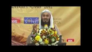 Haha Funny -The Father Is The Jinn by Mufti Menk
