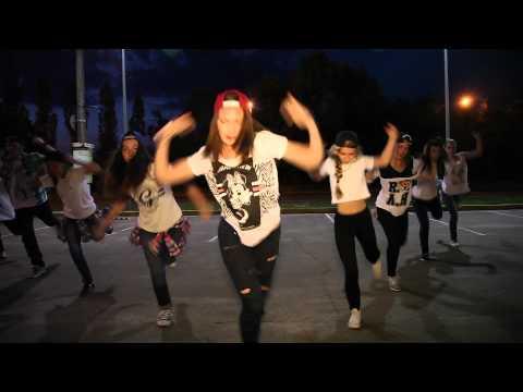T-Pain ft B.o.B.  - Up Down/ Hip-Hop/Choreography by Lera Klimenko