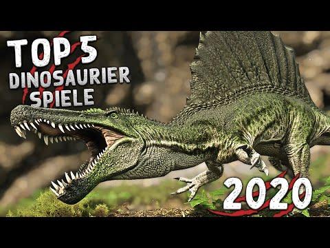 TOP 5 NEUE DINOSAURIER-SPIELE DIE 2020 ERSCHEINEN