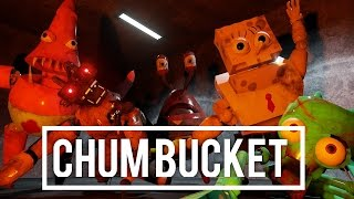 Korkutucu! - Five Nights at the Chum Bucket  [+15]