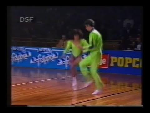 Daniela Cotza & Riccardo Tessarin - Weltmeisterschaft 1992