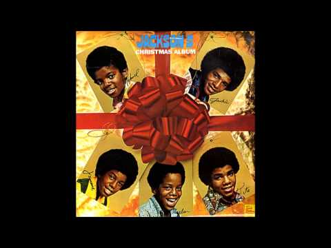 Jackson 5 - Up On The Housetop
